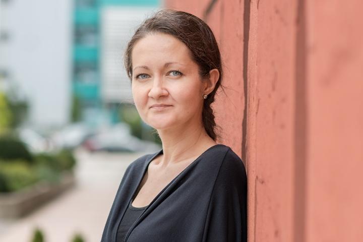 Dr Agata Sowińska – zdjęcie portretowe