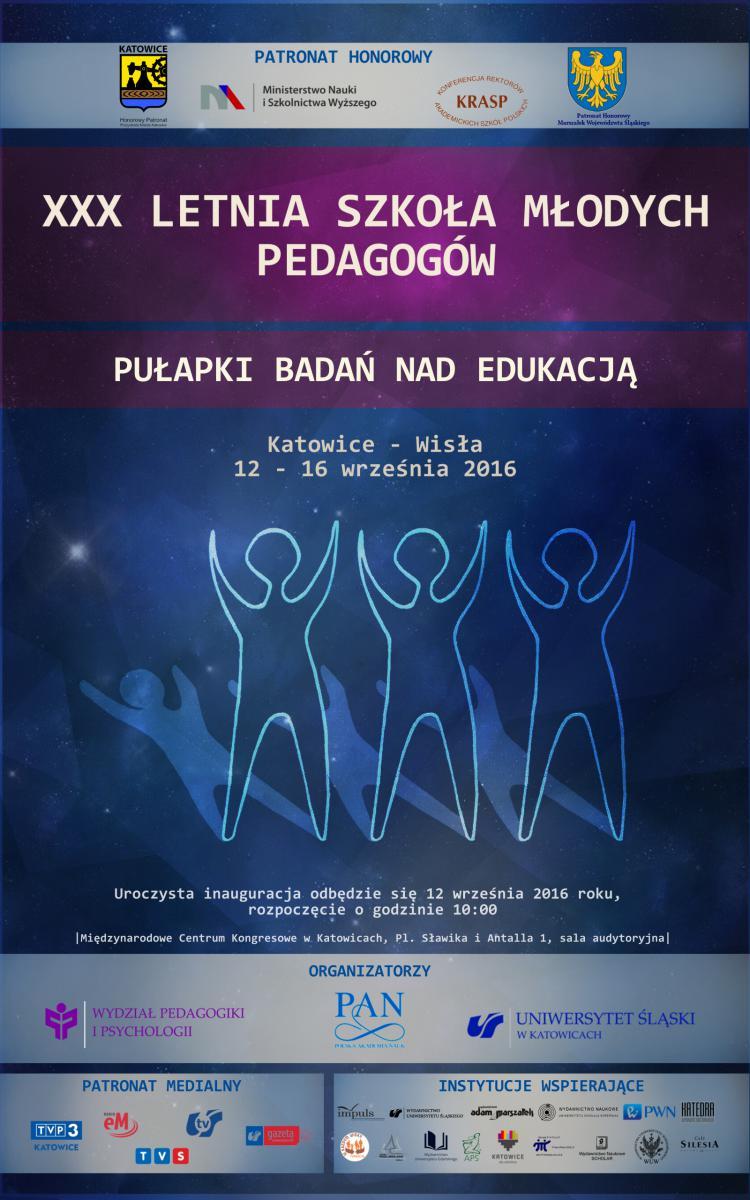 Grafika: plakat promujący wydarzenie, zawierający podstawowe informacje