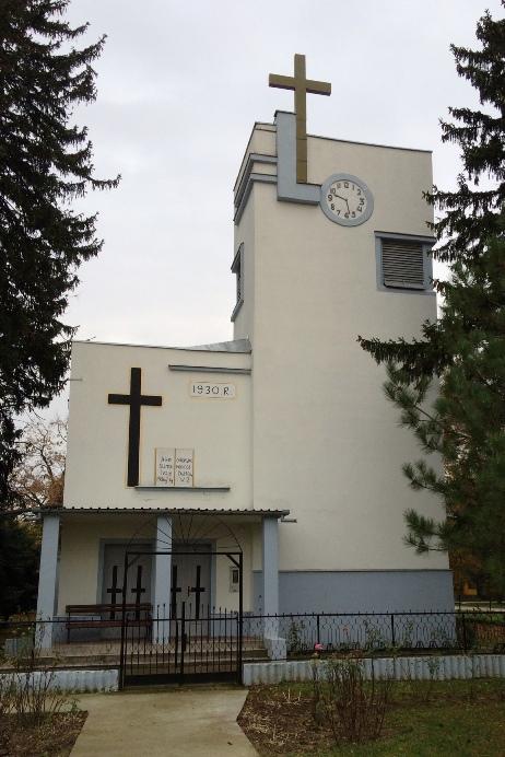 Kościół ewangelicko-augsburski w Ostojićevie