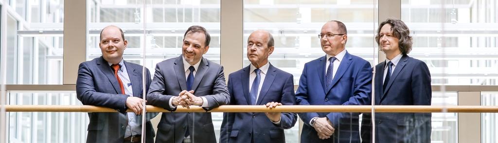 Władze rektorskie w kadencji 2016-2020