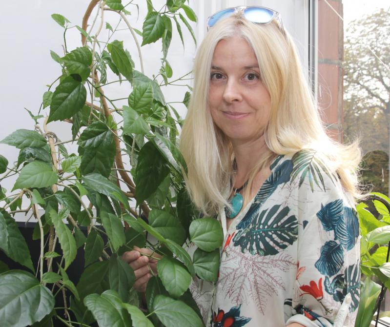 na zdjęciu: prof. dr hab. Karina Wieczorek z Katedry Zoologii UŚ