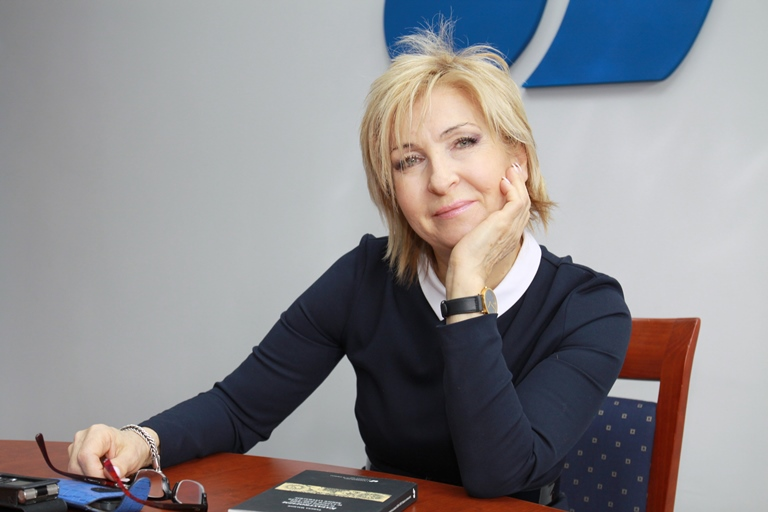 Dr hab. prof. UŚ Teresa Wilkoń
