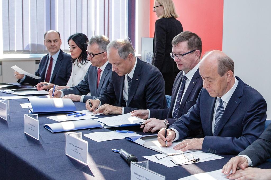 Uczelnie oraz GIG nawiązały współpracę w ramach Obserwatorium Procesów Miejskich i Metropolitalnych