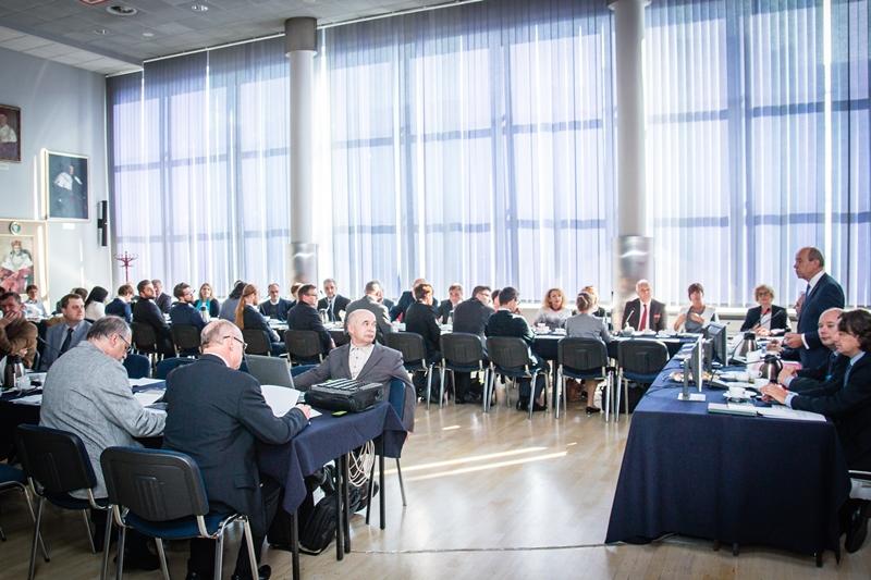 Posiedzenie Senatu Uniwersytetu Śląskiego