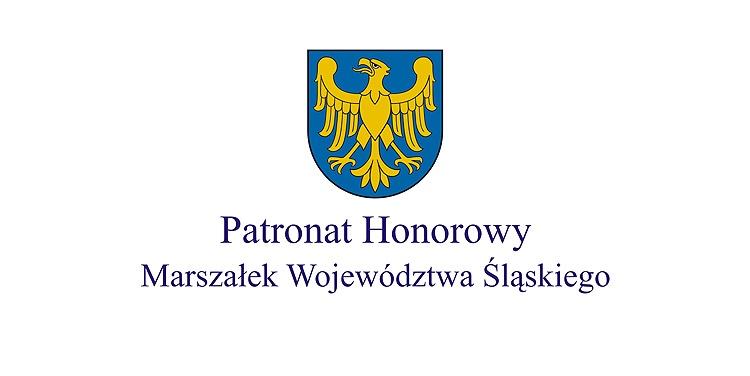 Logo Marszałek Województwa Śląskiego