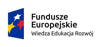 logo Fundusze Europejskie POWER