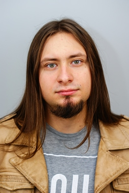 Zdjęcie portretowe Michała Pielki