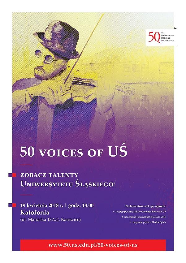 Plakat promujący koncert. Grafika: dr Primo grający na skrzypcach