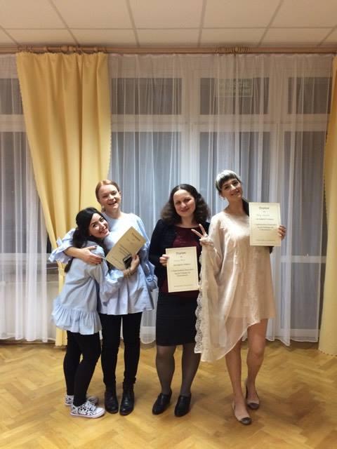 reprezentacja UŚ na Ogólnopolskiej Olimpiadzie Języka Polskiego dla Cudzoziemców