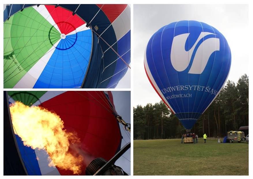 Balon Uniwersytetu Śląskiego