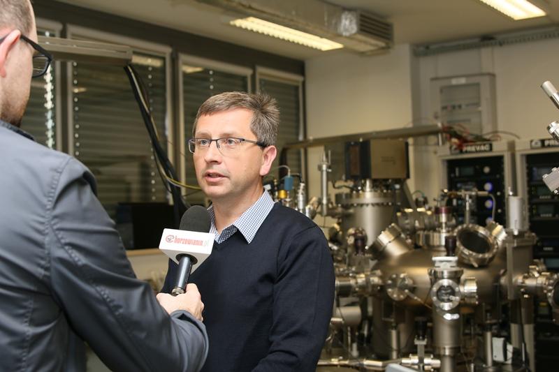 Briefing prasowy: prof. Marian Paluch