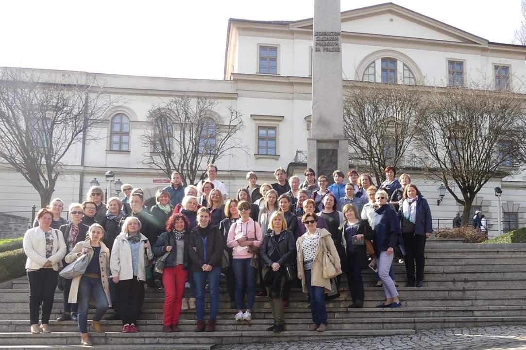 uczestnicy II edycji Podyplomowych Studiów Wiedzy o Regionie