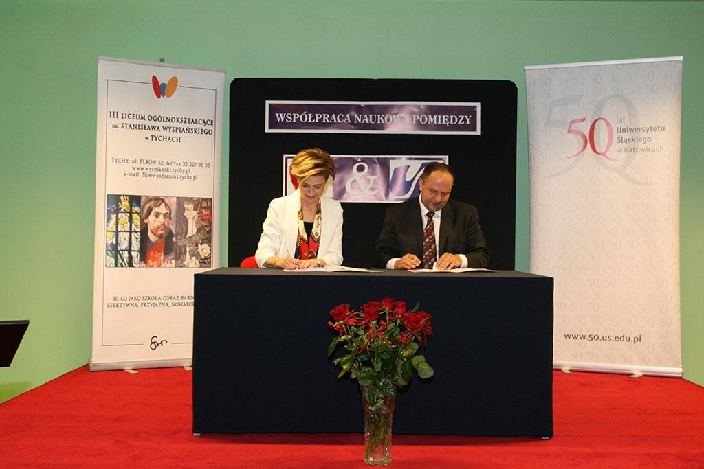 Moment podpisania umowy