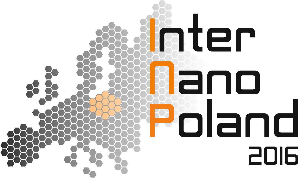 """Plakat promujący konferencję pt. """"InterNanoPoland"""""""