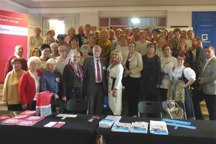 Zdjęcie uczestników konferencji