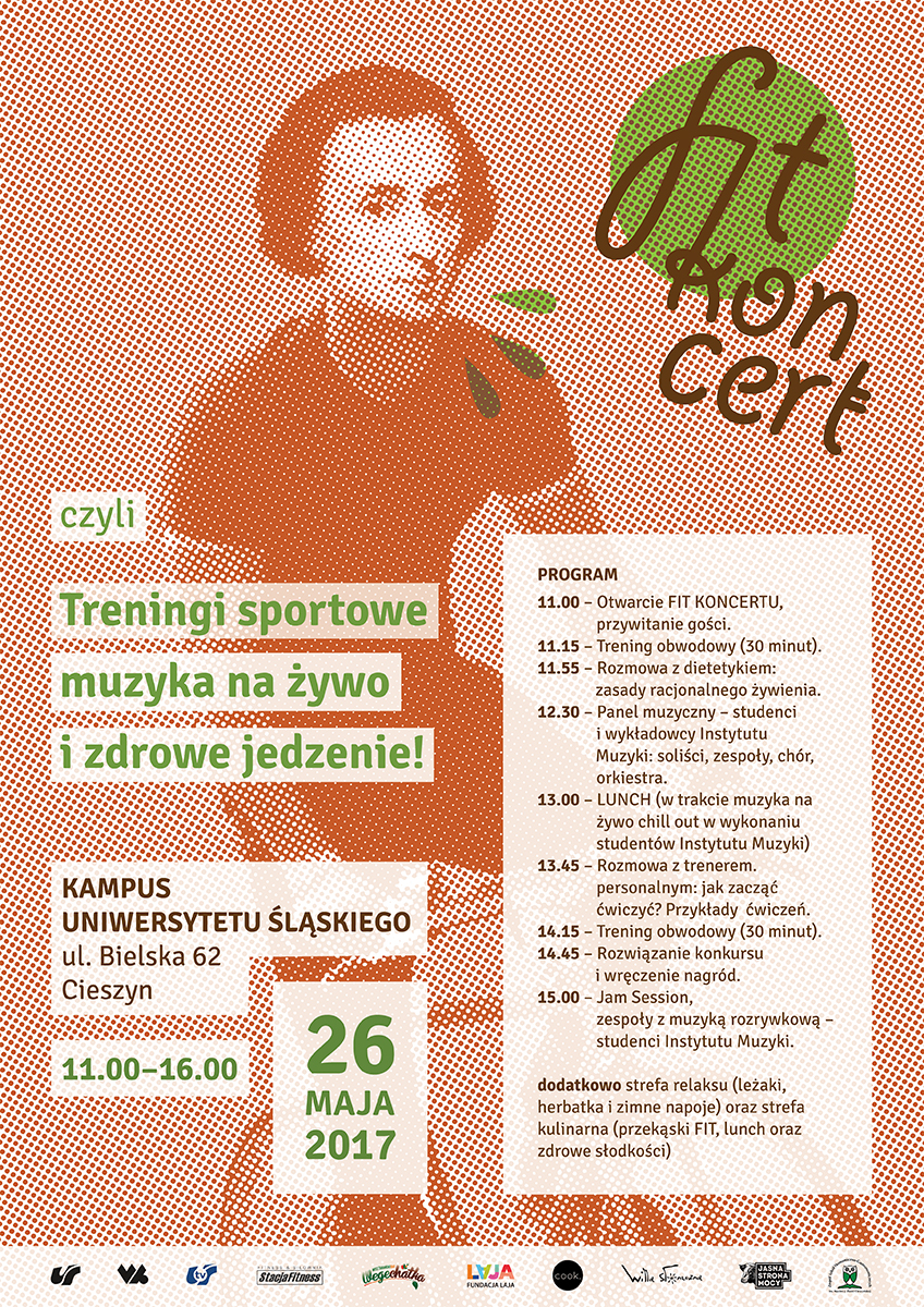 Plakat wydarzenia: Fryderyk Chopin na rowerze