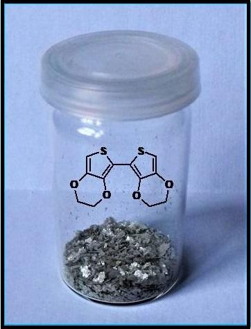 2,2'-Bis(3,4-etylenodioksytiofen) otrzymany w postaci ciała stałego