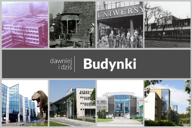 Wydziały Uniwersytetu Śląskiego dawniej i dziś