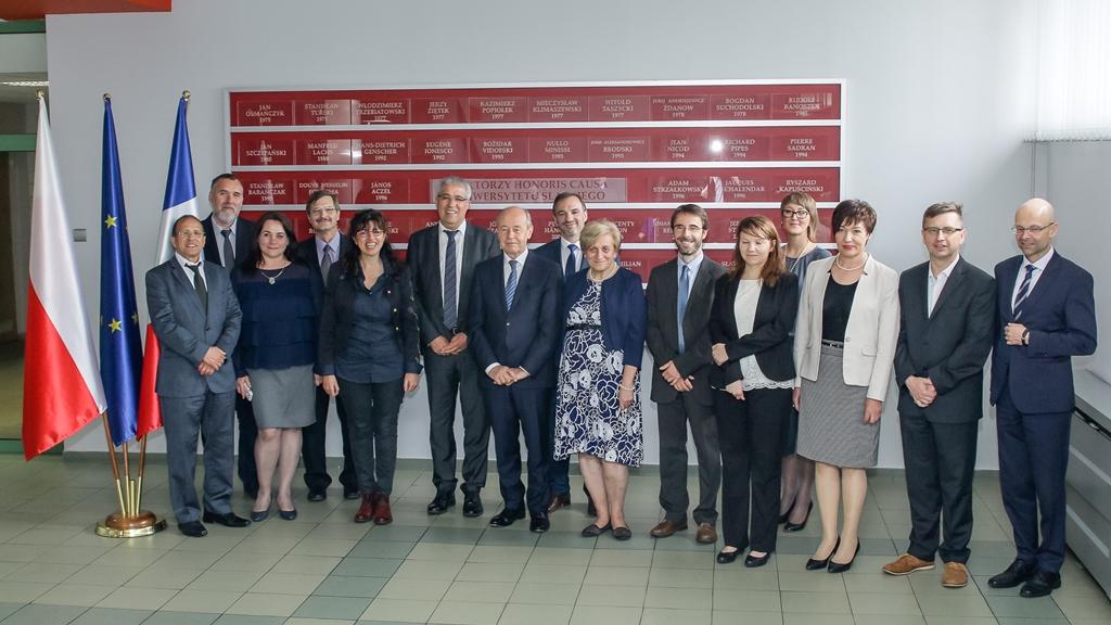 Wspólne zdjęcie uczestników spotkania
