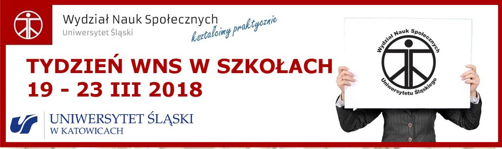 """Grafika """"Tydzień WNS w szkołach"""""""
