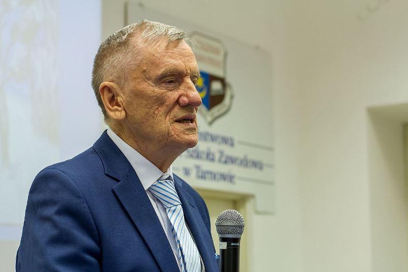 Prof. Aleksander Wilkoń