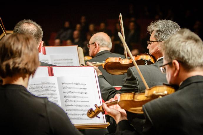 Muzycy, koncert. Fot. Sekcja Prasowa UŚ