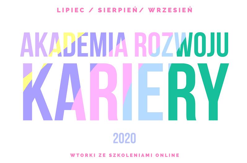 Akademia Rozwoju Kariery 2020