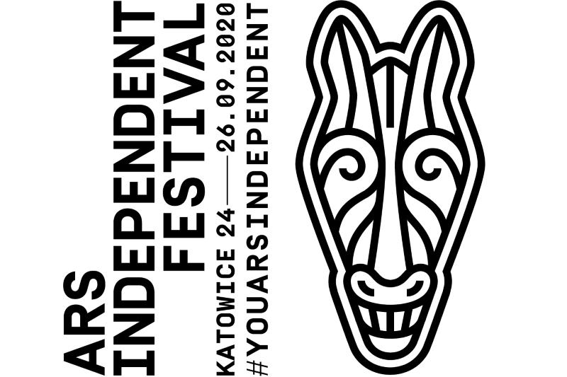 grafika promująca festiwal ArsIndependent