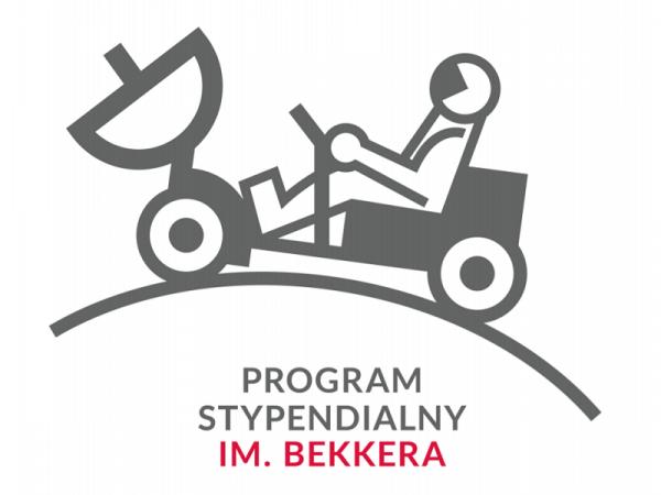 logo Programu stypendialnego im. Bekkera