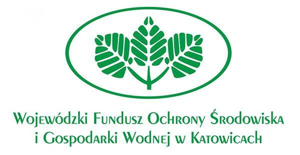 Logotyp: Wojewódzki Fundusz Ochrony Środowiska i Gospodarki Wodnej w Katowicach