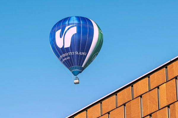 Balon badawczy Uniwersytetu Śląskiego