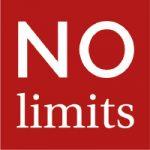 "Logo czasopisma ""No Limits""/""No Limits"" magazine logo"