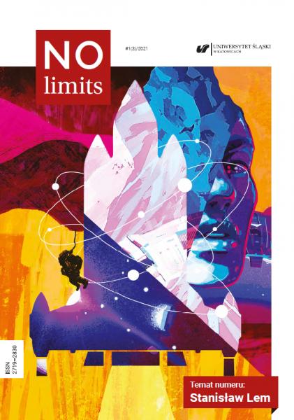 """""""No Limits"""" – okładka trzeciego numeru czasopisma"""
