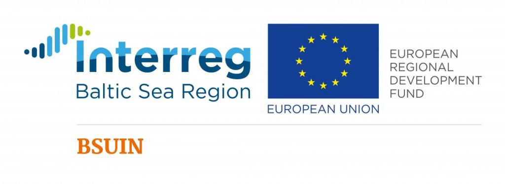 logo: Interreg Baltic Sea Region. Unia Europejska