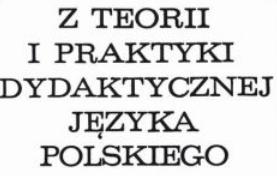 <b>Redaktor naczelna:</b> Helena Synowiec <br /> <b>Zastępca redaktor naczelnej:</b> Bernadeta Niesporek-Szamburska <br /> <b>Sekretarz redakcji:</b> Danuta Krzyżyk