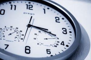 tarcza zegara