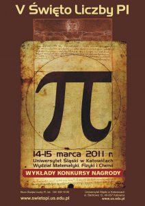V Święto Liczby Pi