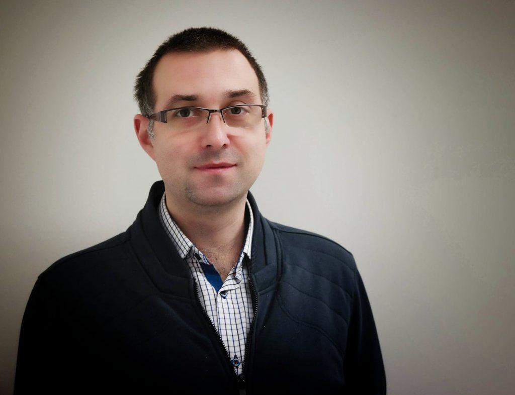 prof. dr hab. Kamil Kamiński | fot. archiwum prywatne