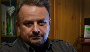 dr inż. Roman Simiński fot. archiwum własne