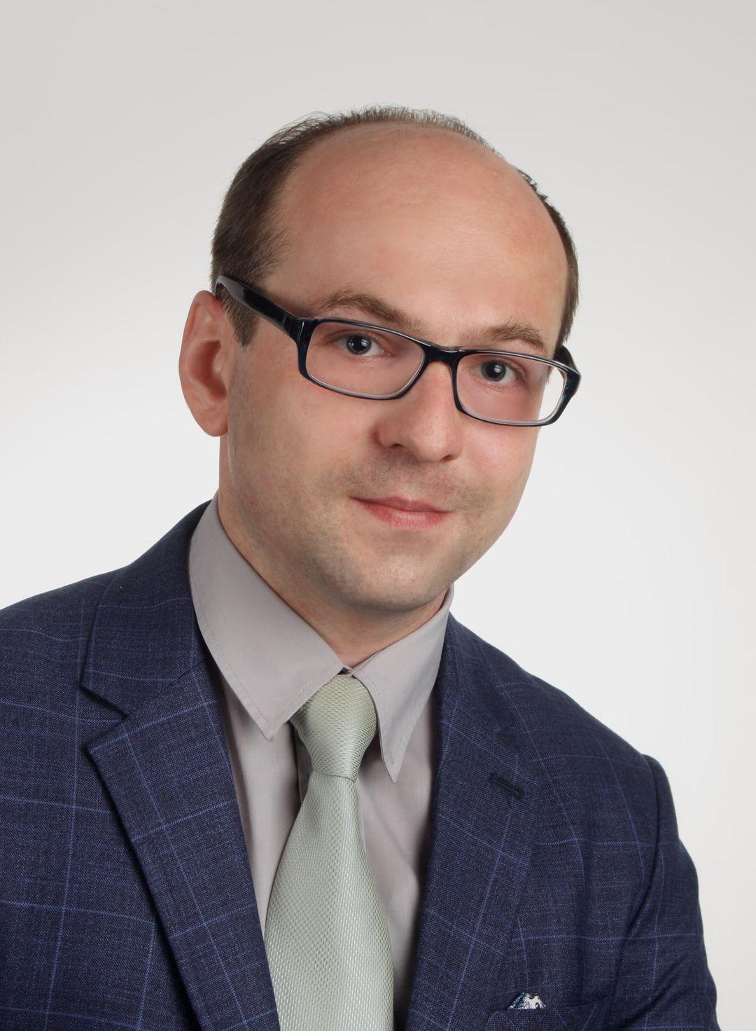 dr inż. Paweł Świt