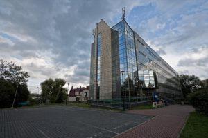 budynek Instytutu Informatyki