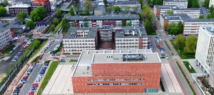 Panorama – Katowice Campus