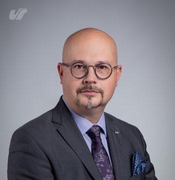 dr hab. Krzysztof Marek Bąk, prof. UŚ